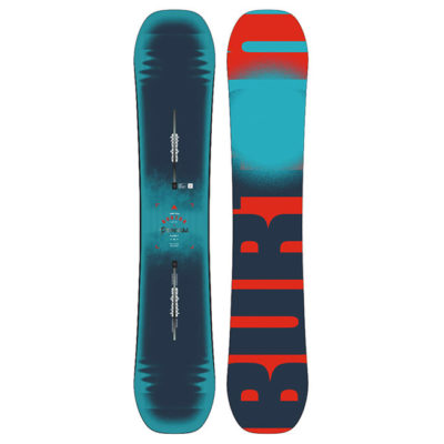burton process flying v snowboard 2017