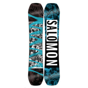 salomon huck knife snowboard 2017