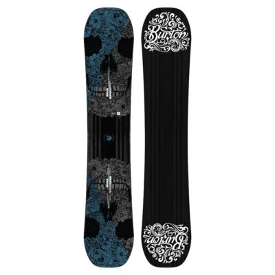 burton process off axis snowboard 2017