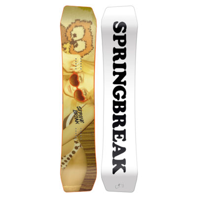 capita spring break twin snowboard 2017