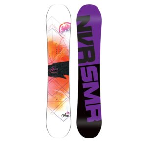 never summer aura snowboard 2016