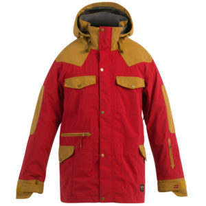billabong shelter insulator jacket