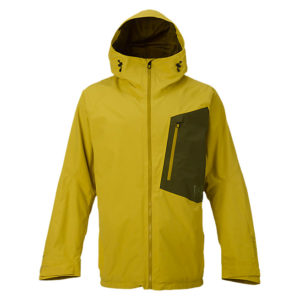 burton ak 2l cyclic jacket poison dart jungle
