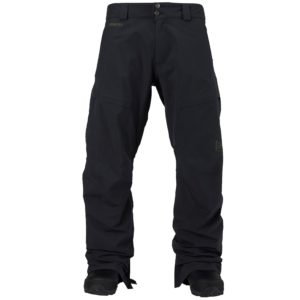 burton ak 2l swash pants black