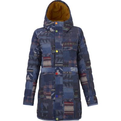 burton lamb alice jacket 2017