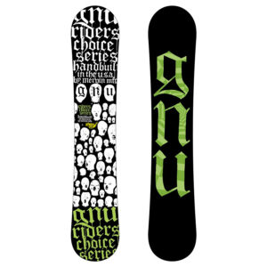 gnu riders choice snowboard 2011