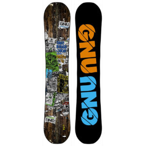 gnu riders choice snowboard 2014