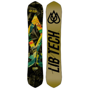 lib tech t rice goldmember snowboard 2015