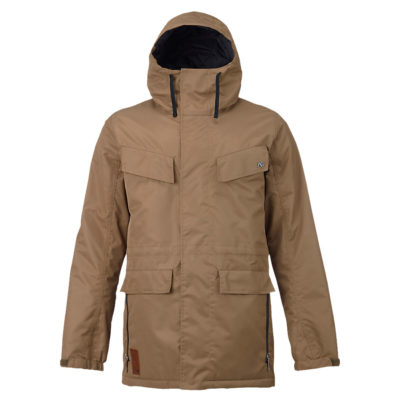 analog merchant jacket soil