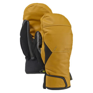 burton gondy gore-tex leather mitt