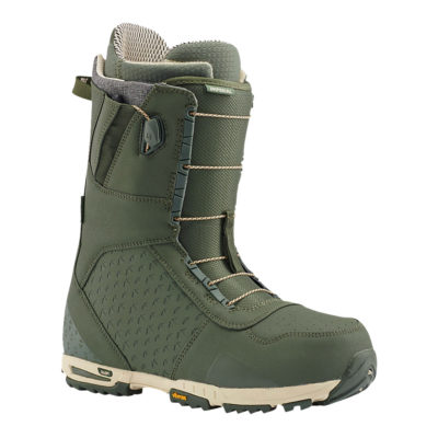 burton imperial snowboard boots 2017 green