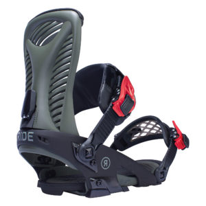 ride capo bindings 2017 olive