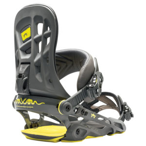 rome 390 boss bindings 2017 gunmetal