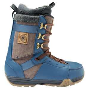 rome bodega snowboard boots 2017 navy brown