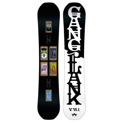 rome gang plank snowboard 2017