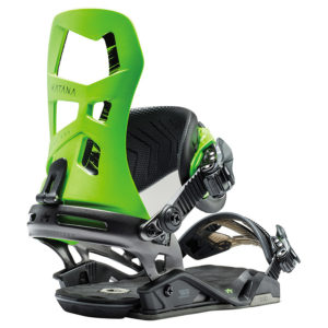rome katana bindings 2017 green