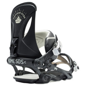 rome madison boss bindings 2017 black