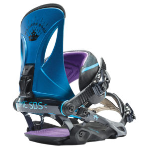 rome madison boss bindings 2017 blue