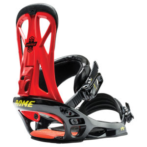 rome united bindings 2017 red