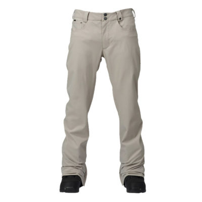 burton twc greenlight pants iron grey