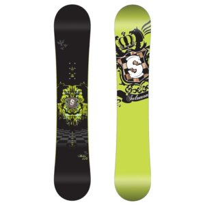 salomon pulse snowboard 2008