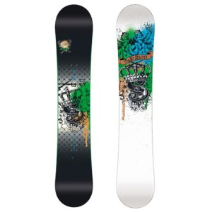 salomon pulse snowboard 2009