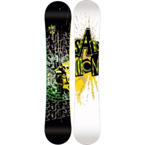 salomon pulse snowboard 2010