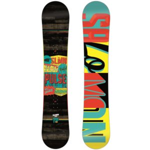 salomon pulse snowboard 2015