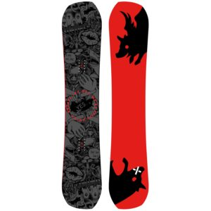 yes greats snowboard 2017