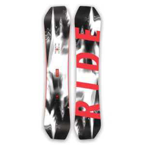 ride helix snowboard 2018