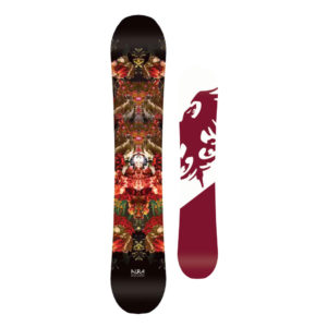 never summer aura snowboard 2018