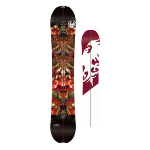 never summer aura split snowboard 2018