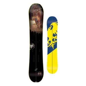 never summer west split snowboard 2018