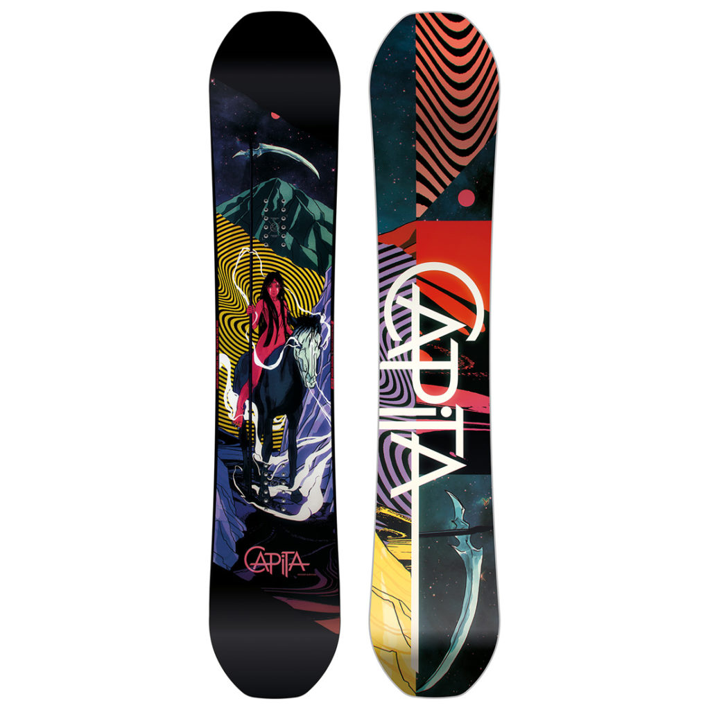 Capita 2020 Snowboards Overview