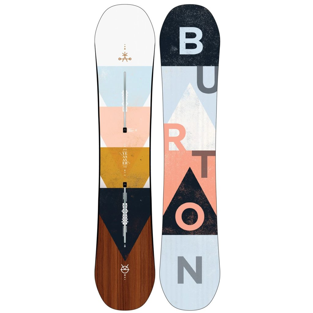 burton yeasayer flying v 2020