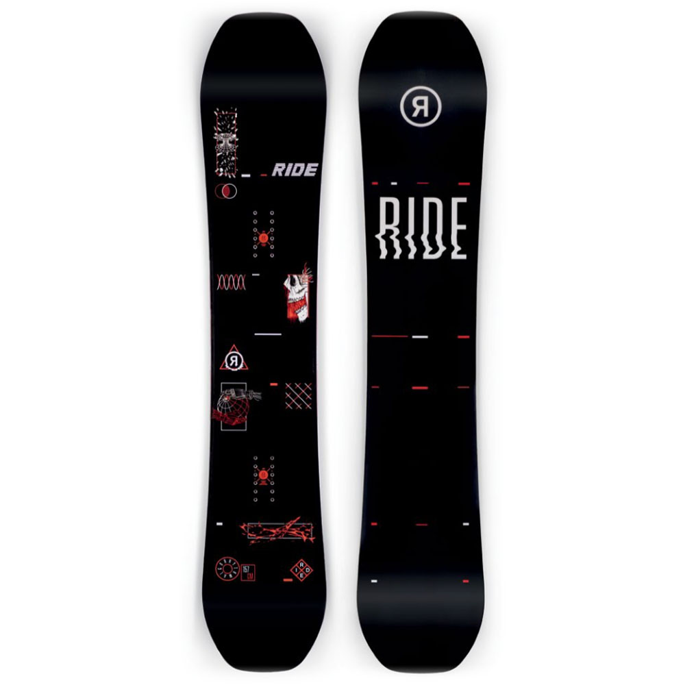 ride algorhythm snowboard 2020