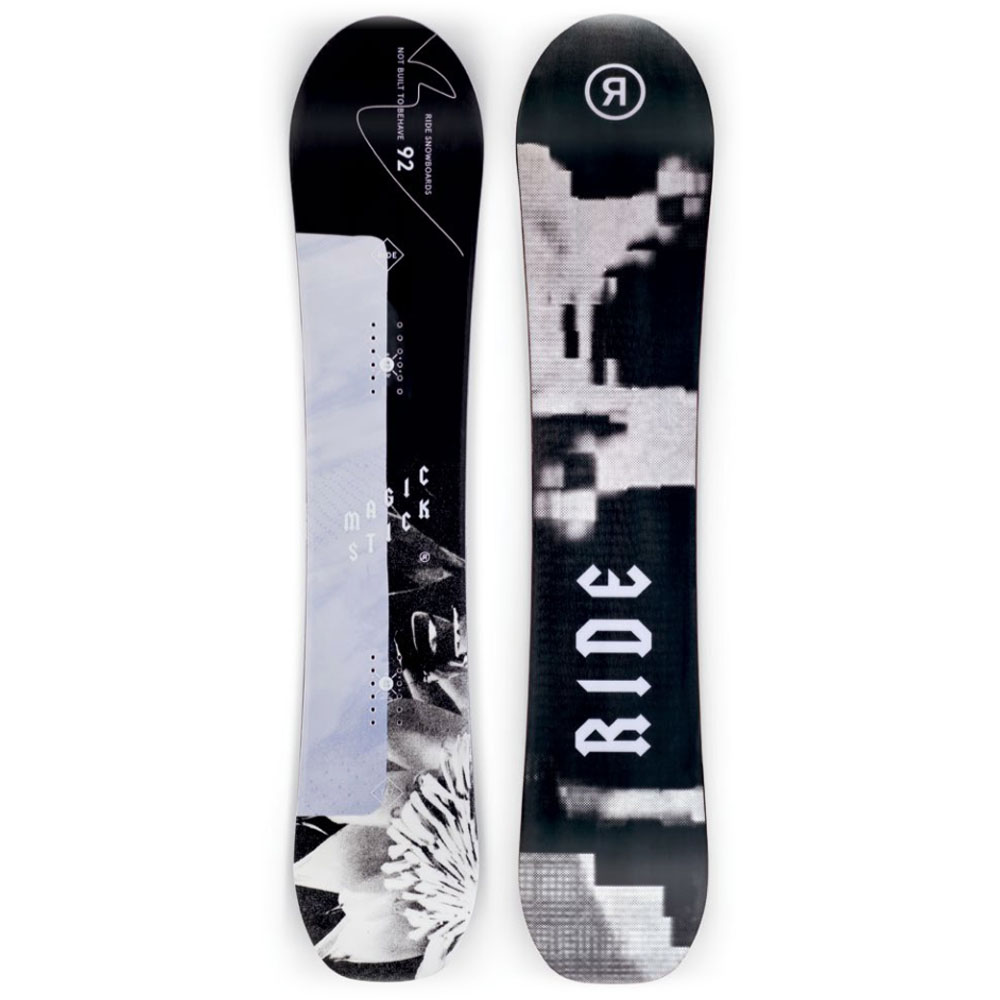 ride magic stick snowboard 2020