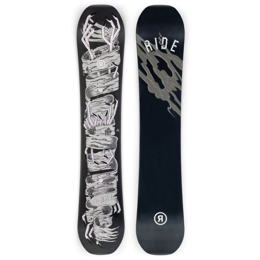 ride wildlife snowboard 2020