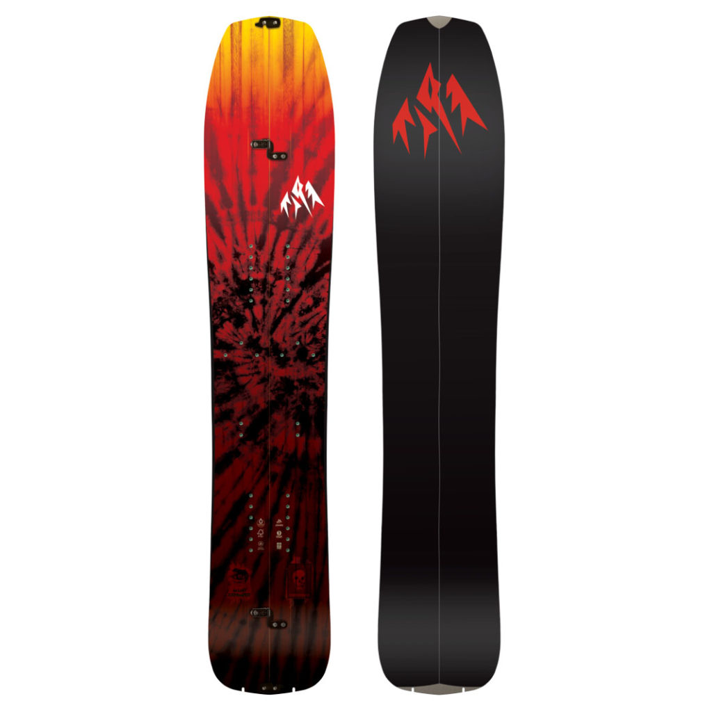 jones mind expander splitboard