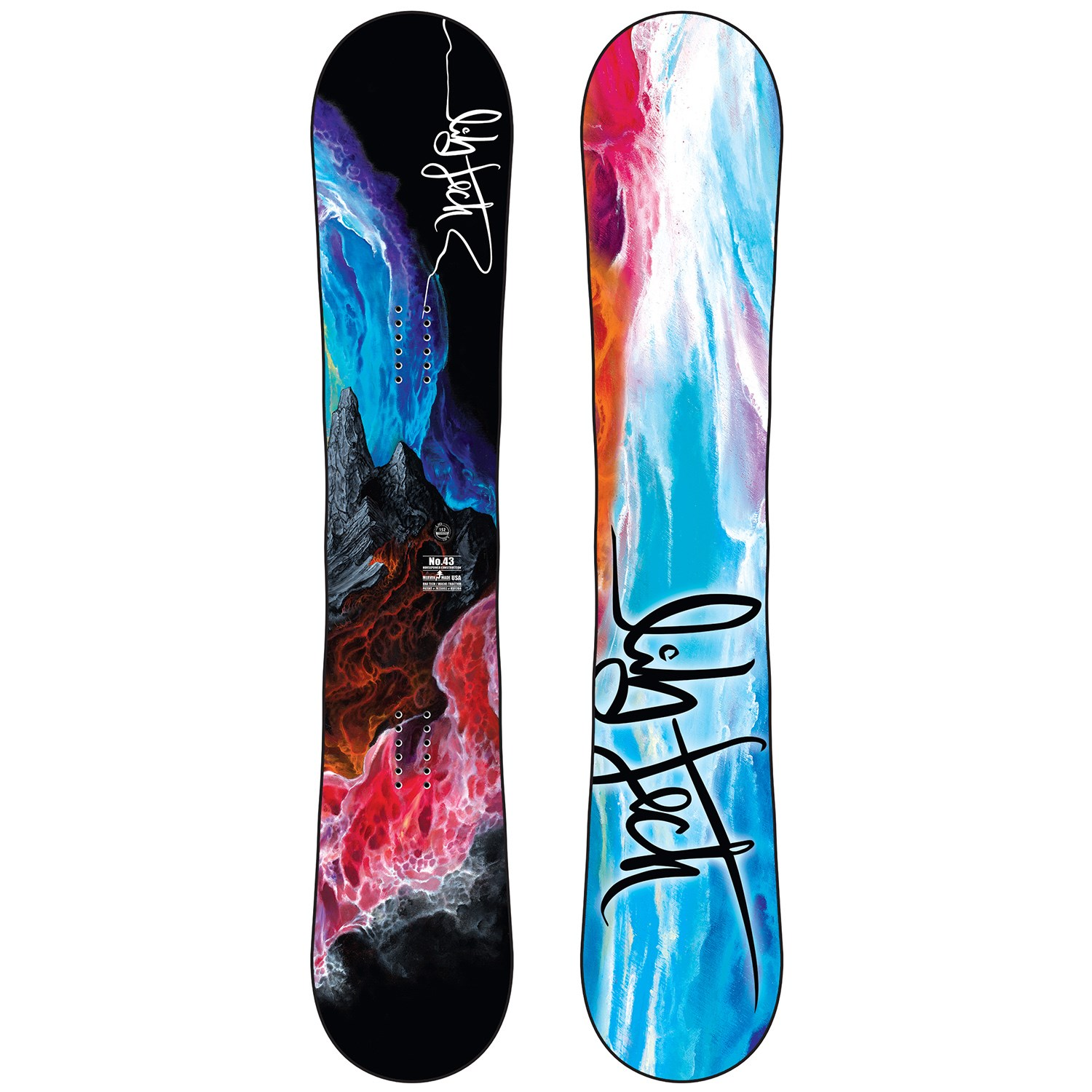 lib tech no 43 snowboard 2021